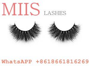 double layer mink fur lashes