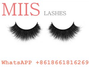 beautiful woman lashes