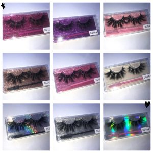 Free Lashes Packagings Box
